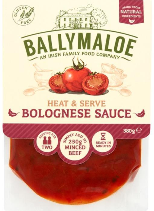 Ballymaloe Bolognese Saus 380gr