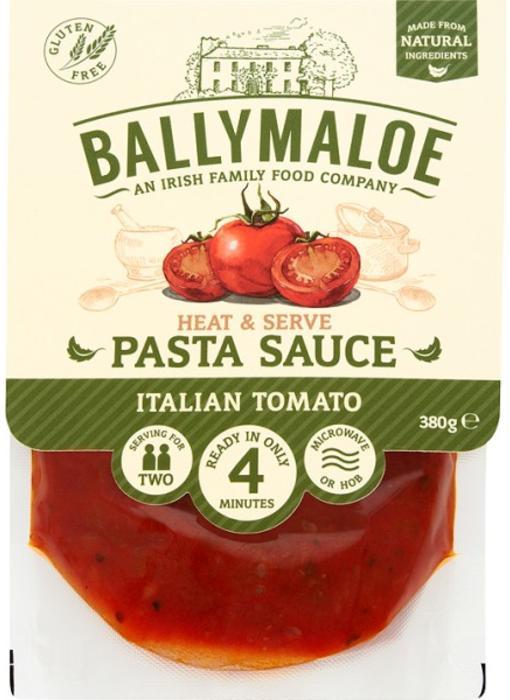 Ballymaloe Italian Tomato Pastasaus 380gr