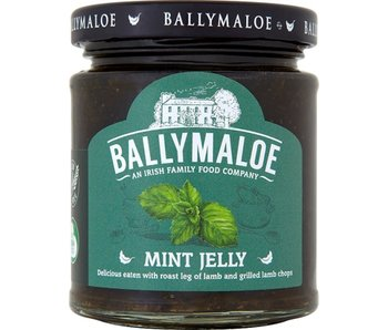 Ballymaloe, de Ierse Relish in Nederland Mint Jelly  - Muntsaus