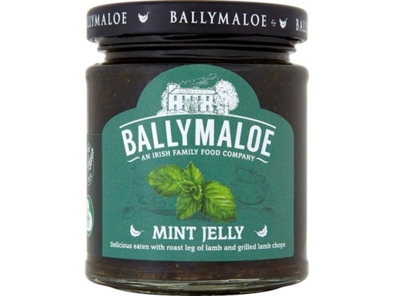 Ballymaloe Mint Jelly de Mint Sauce van Ballymaloe