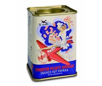 El Avion Pimenton Picante gerookte paprikapoeder