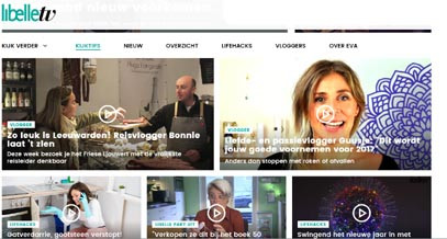 """""""Zo leuk is Leeuwarden"""" Door Libelle TV"""
