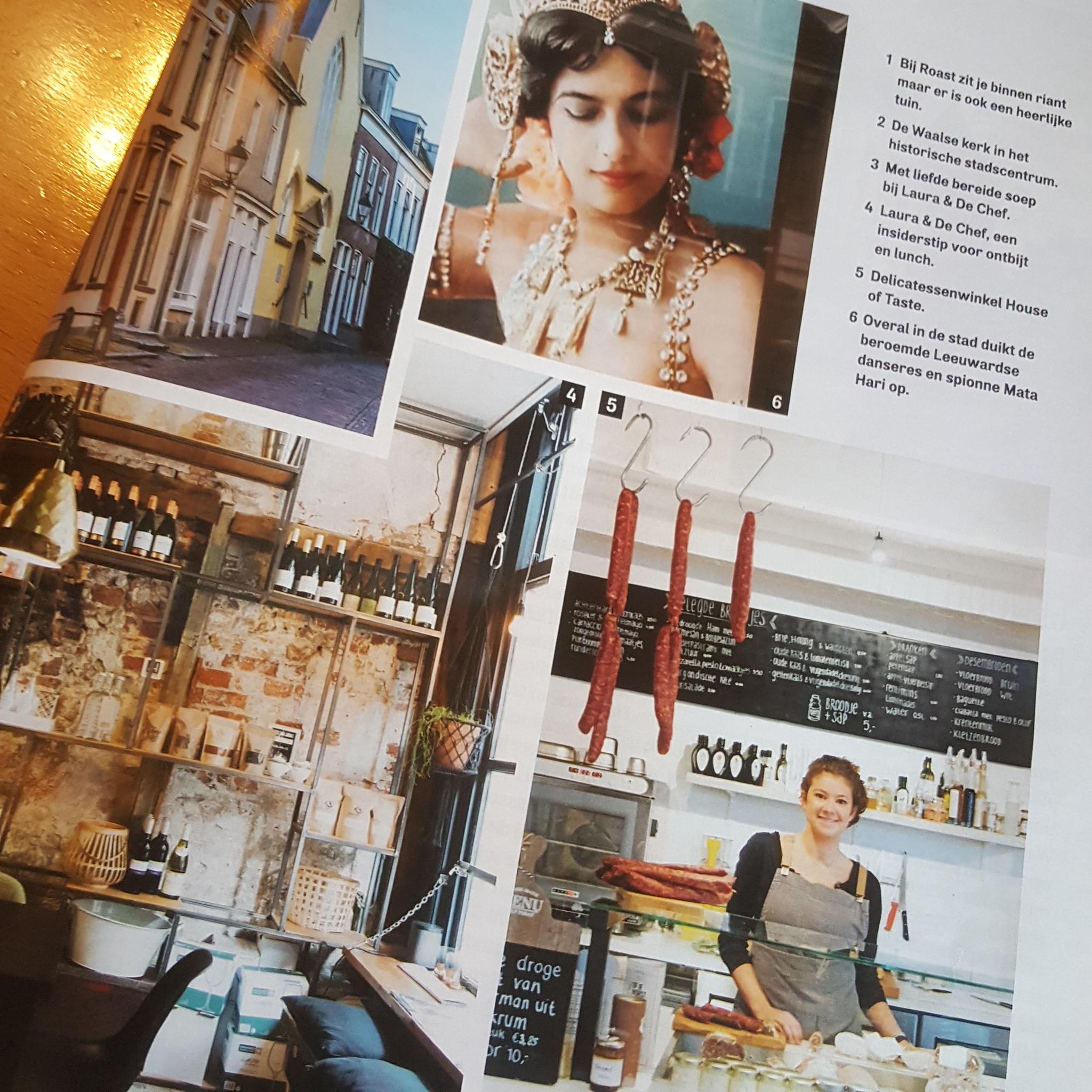 House of Taste  | Margriet | Foto Caroline Coehorst