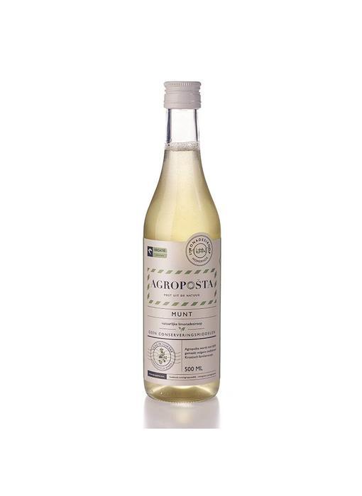Agroposta Fles Munt siroop