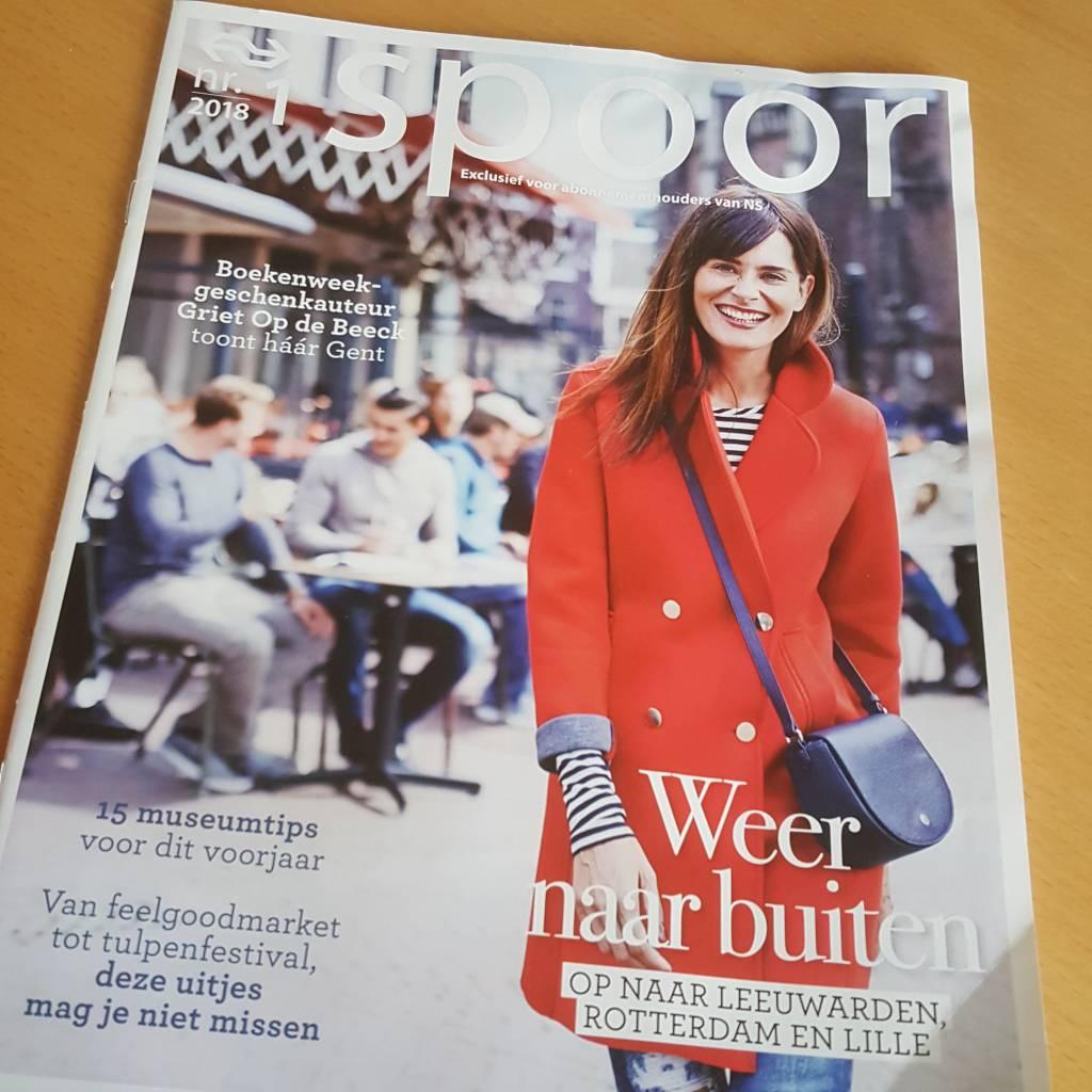 """Spoor  Nr1 2018 """"Ljouwert heeft 't"""""""