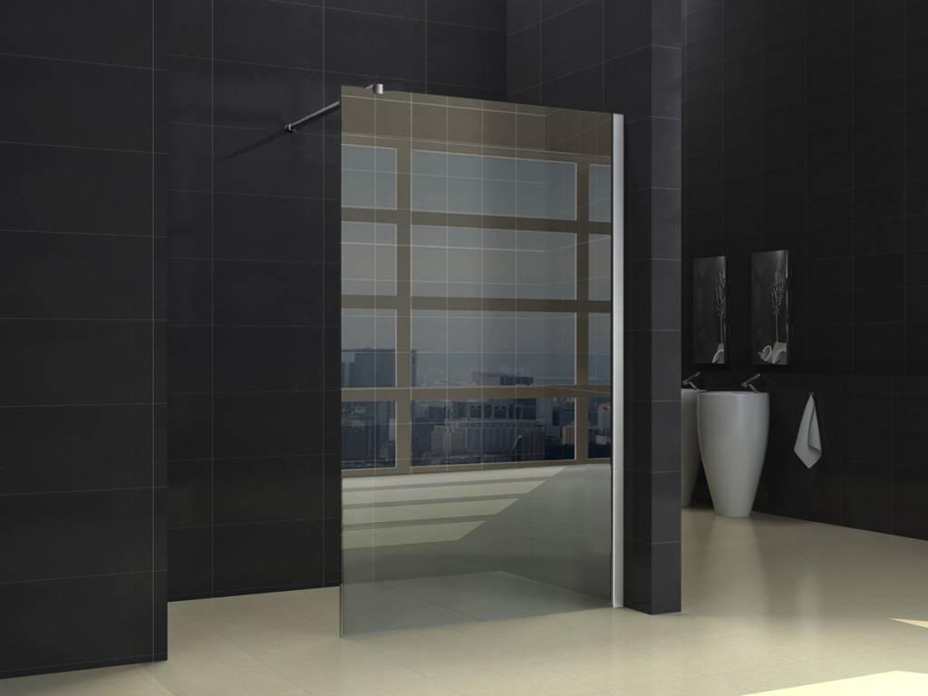 Inloopdouche Zonder Glas : Inloopdouche cm nodig bij sanitairstunt