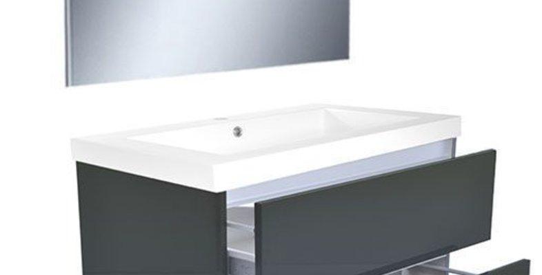 Eigen selectie meubel 100 cm 46 cm