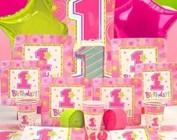1ste Verjaardag Ballonnen En Versiering Feestperpost
