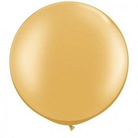 Metallic Gouden 90cm Top Helium Ballon