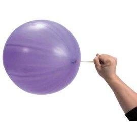 10x Paarse Boksballonnen Punchballonnen