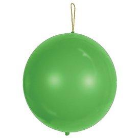 10x Groene Boksballonnen Punchballonnen