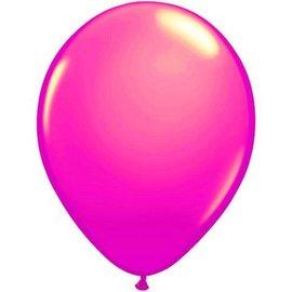 10x Neon Roze Latex Ballonnen