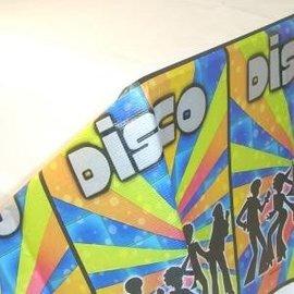 Disco Dancers 70s Papieren Tafelkleed