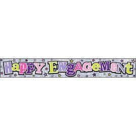 Happy Engagement Verloving Banner