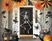 Halloween Versiering & Servies