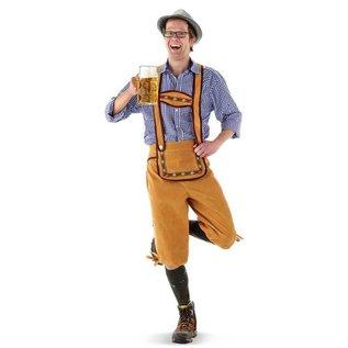 Bierfest Heren Lederhosen Tiroler Broek Oktoberfest