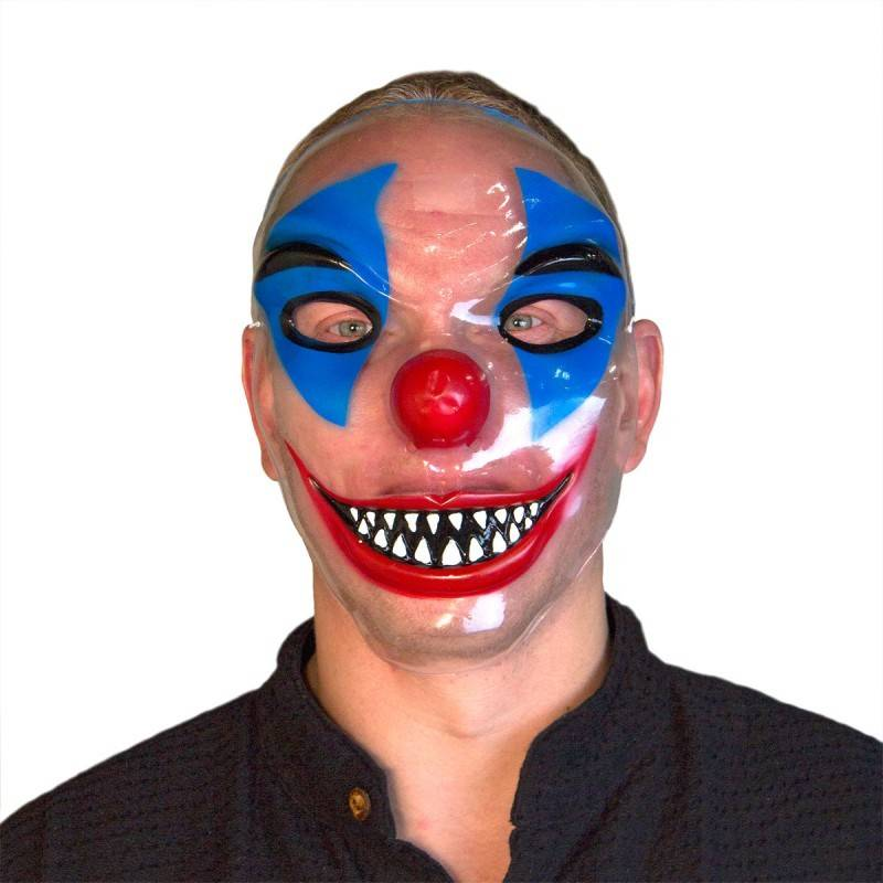 Clown Schmink Make Up Setje Feestperpost
