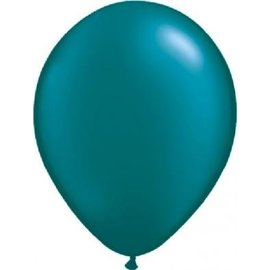 10x 12inch Aqua Blauwe Helium Ballonnen