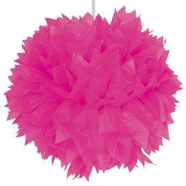 Magenta Roze PomPom