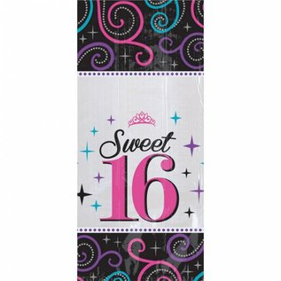20x Sweet 16 Uideelzakjes Snoepzakjes