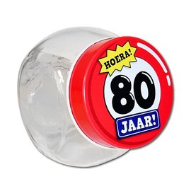 Candy Jar 80 Jaar