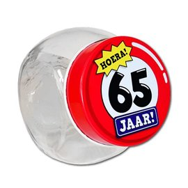 Candy Jar 65 Jaar