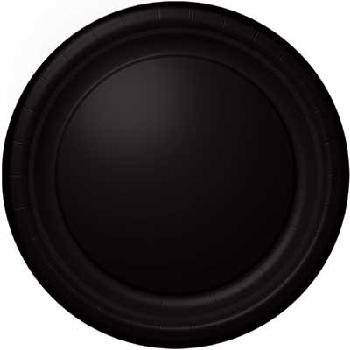 Zwarte borden