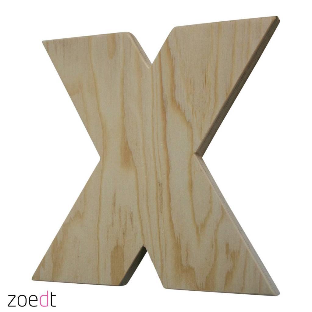 Zoedt Zoedt houten kruis