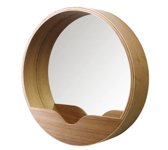Zuiver Zuiver spiegel round wall 60Ø