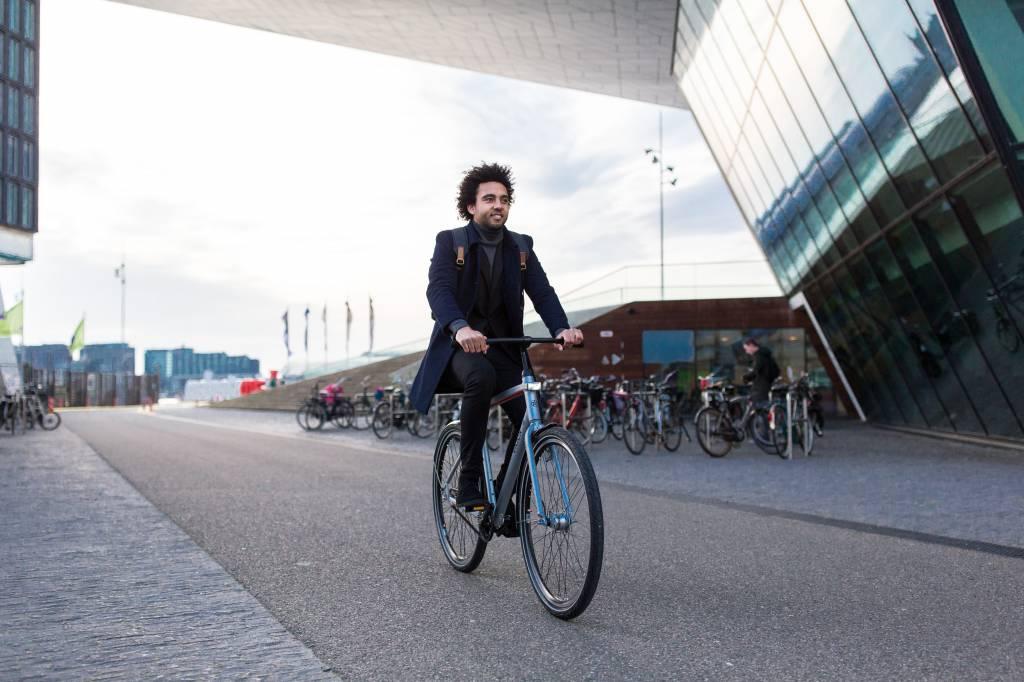 5 voordelen van een fiets met riemaandrijving