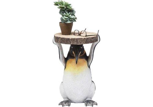 KARE Kare Side Table Animal Mr. Penguin