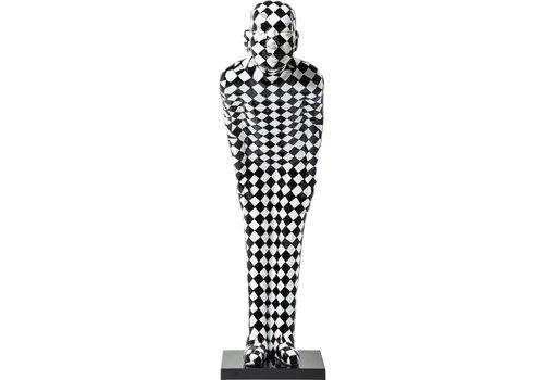 KARE Kare Deco Figurine Welcome Guests Checker Big