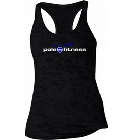 Pole fitness® Burnout tanktop