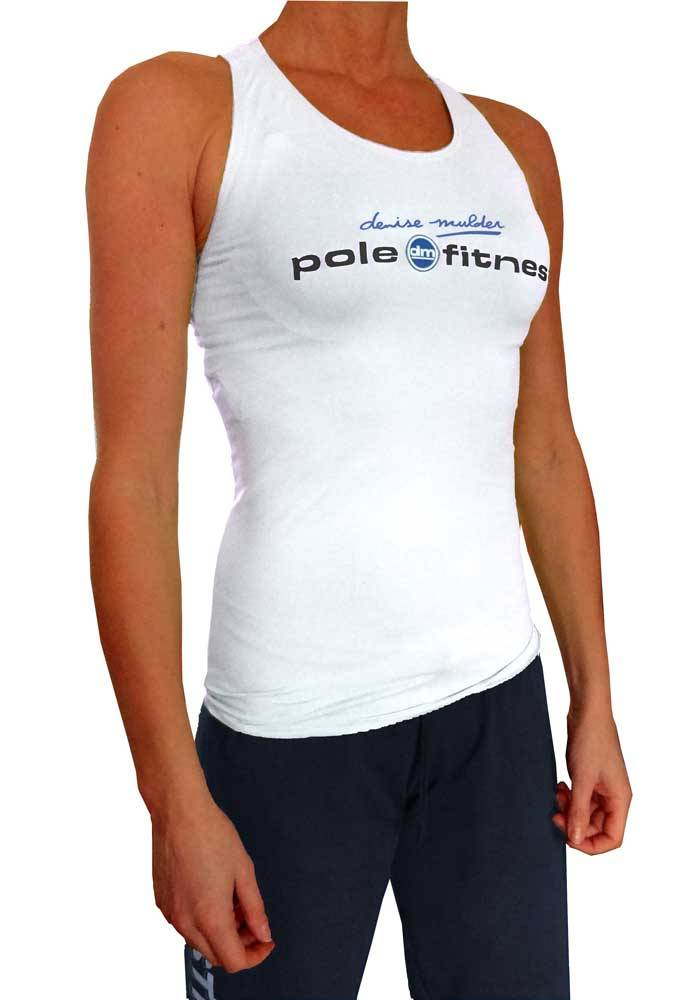 Pole fitness sport top