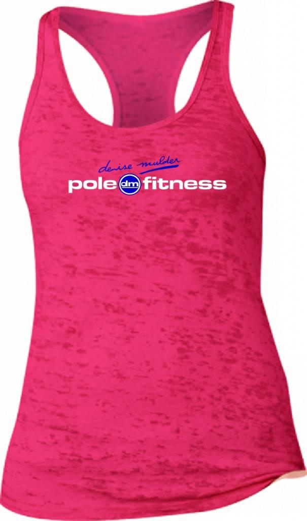 Pole fitness® burnout tanktop