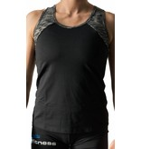 Pole Fitness Pole fitness sporttop met rugdetail