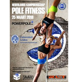 NK Pole fitness 2018 inschrijving
