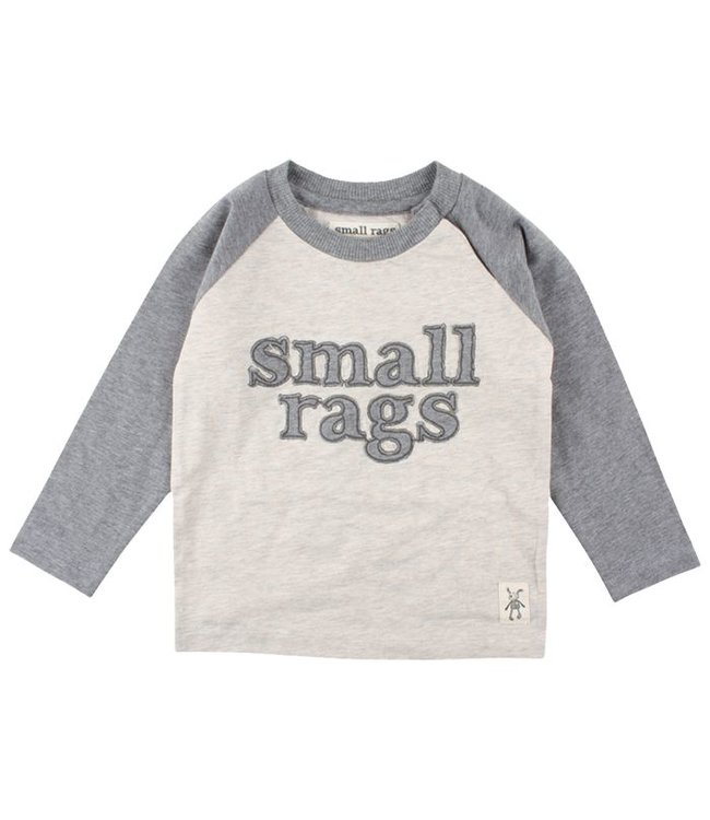 Small Rags Small Rags Bruce LS Top 60255