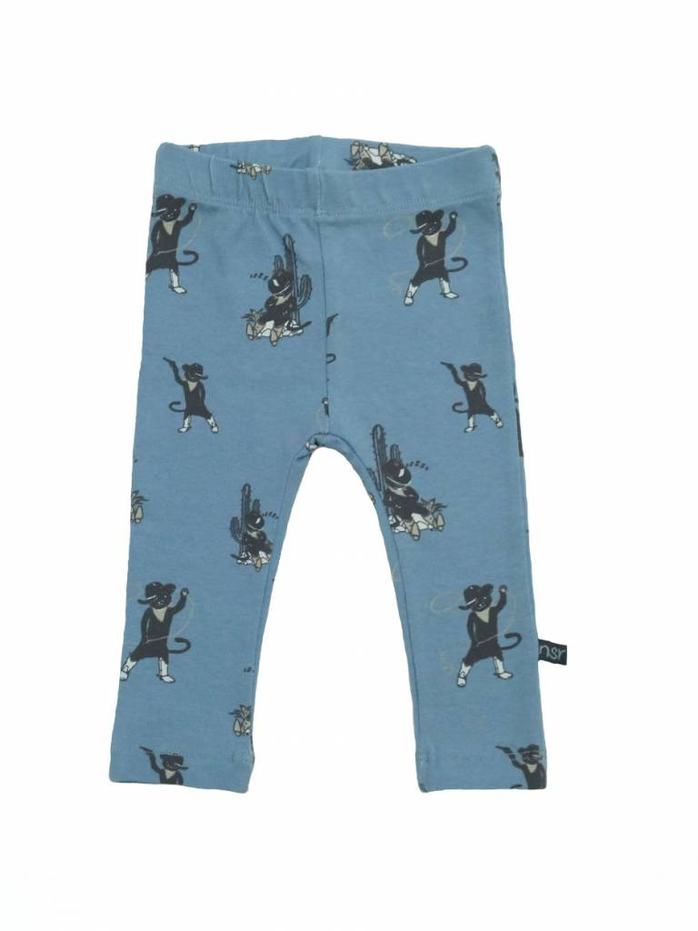 nOeser nOeser Legging Perry the puss in boots blauw