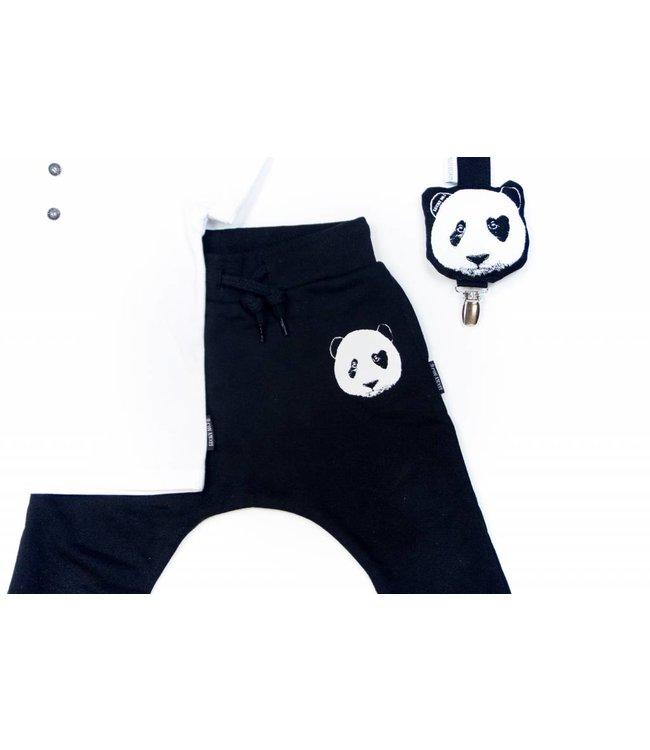 Lucky No. 7 Panda jogger