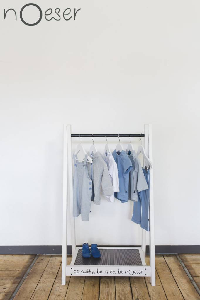 nOeser nOeser T-shirt boots blauw