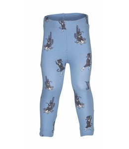 nOeser Legging Perry the puss in boots blauw