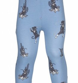nOeser Legging Perry the puss in boots blauw - 60%