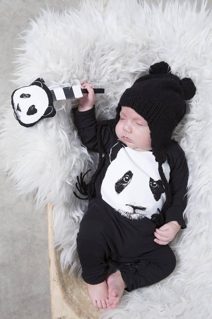 Lucky No. 7 Lucky No.7 Panda onepiece