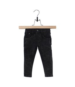 Lucky No. 7 Black jogdenim pant