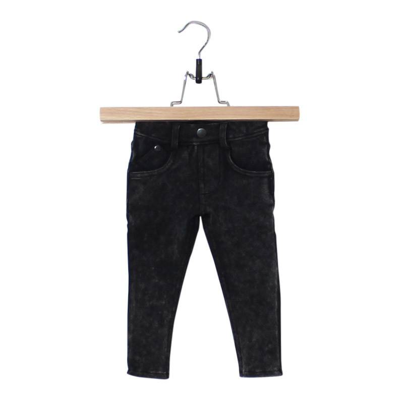 Lucky No. 7 Lucky No.7 Black jogdenim pant