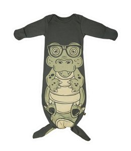 Electrik Kidz Sleeping sack Alligator