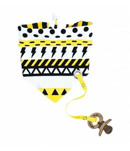 Electrik Kidz Bandana Slab Yellow
