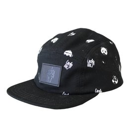 Lucky No. 7 Panda cap