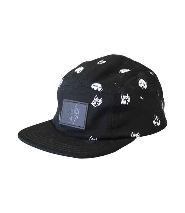 Lucky No. 7 Lucky No.7 Panda cap
